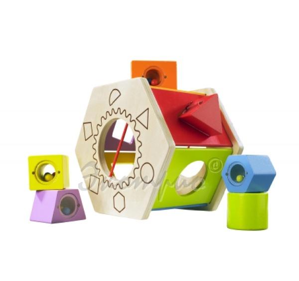 Развивающие деревянные конструкторы для детей. Игрушки для рукоделия и раз